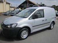 2013 Volkswagen Caddy C20 Startline Diesel Van * Only 24K Miles *