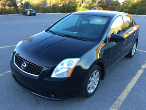 2009 Nissan Sentra 2.0S, AC, CRUISE, AUX, MAGS, IMPECCABLE