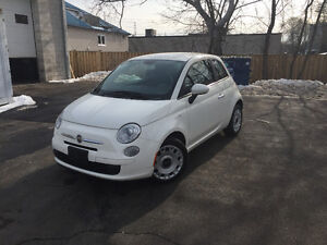 2012 Fiat 500 Coupe-Certified, E-Tested & Detailed.ONE OWNER