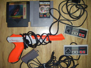 Original NES Accessories