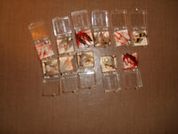New, Never Used Fly Fishing Flies 22 for $20.00