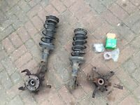 Volkswagen Polo 6N2 1.4 Suspension Unit with NEW Wheel Bearings