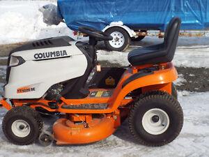 tracteur columbia