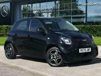 2020 smart forfour smart EQ forfour pulse premium Limousine Electric Automatic