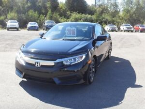 Honda Civic Coupé 2dr CVT LX 2016