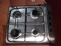 Brand new - Hotpoint G640SX Gas Hob Top