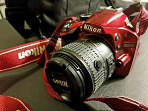 Nikon D3200 plus acessories