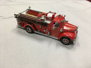 Matchbox Fire Engine - highly detailed.