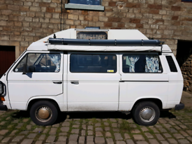 1989 T25 VW Caravelle 1.9 air cooled petrol engine. for sale  Bury, Manchester