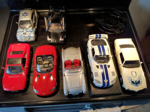 Collectable Model Cars x 7 for $70 total