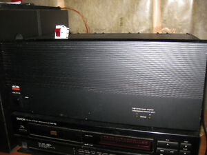 Adcom GFA-555 Power Amplifier