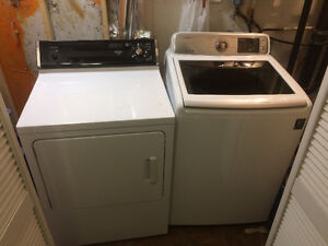 Washer and dryer - working perfectly