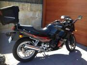 Gpx 250 black and red. Low kms Girrawheen Wanneroo Area Preview