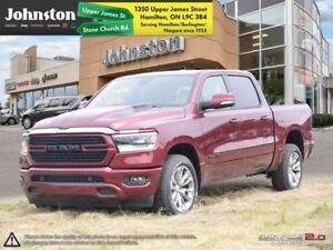 2019 Ram 1500 Sport  - Leather Seats -  Cooled Seats