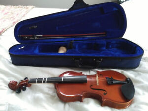 1/4 size violin / fiddle!