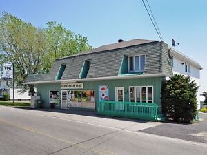 Ste-Barbe  convenience store + housing West Island Greater Montréal image 1