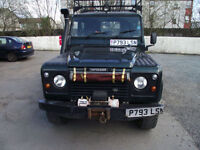 Land Rover 110 Defender 2.5TDi County TDi . 4 speed Auto ,