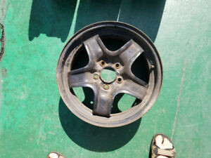 Dodge rims will fit fords..good for winter tires