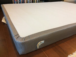 Queen sized box spring for sale - almost new