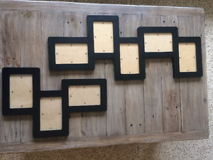 Collage-Style Photo Frames