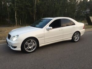 2001 Mercedes-Benz C32 AMG - only 88,000 kms