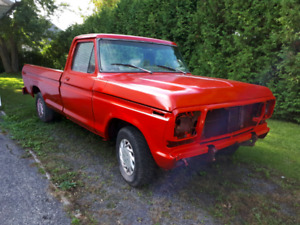 Ford f150 1977
