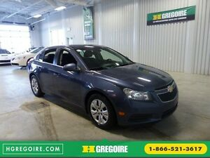 2014 Chevrolet Cruze LT TURBO A/C Gr-Électrique (Bluetooth)