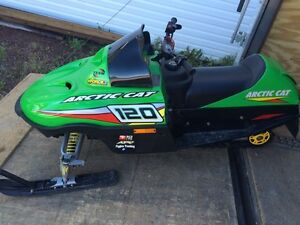 06 Arctic Cat 120