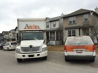 $ 85.00 PER HOUR TWO EXPERIENCED MOVERS, BIG TRUCKS.