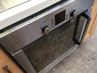 Bosh intergrated oven