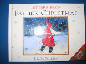 JRR Tolkien Letters From Father Christmas
