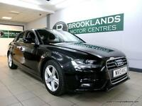 Audi A4 2.0 TDIE SE TECHNIK 136PS [SAT NAV, LEATHER, ?20 ROAD TAX and DAB RADIO]