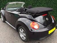 2007 Volkswagen Beetle 1.6 Luna Cabriolet 2dr