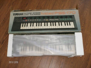 YAMAHA Piano   voice bank PSS-170    PortaSound
