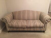 Beautiful Laura Ashley 3 Seater Sofa