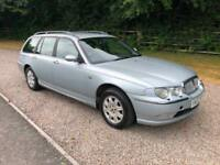 Rover 75 Tourer 2.0 CDT Cheap estate 2002 long mot