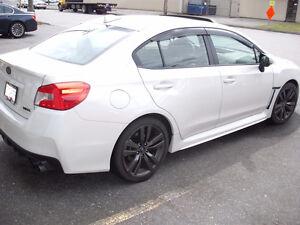 2016 Subaru WRX w/Sport-tech Pkg Sedan North Shore Greater Vancouver Area image 4