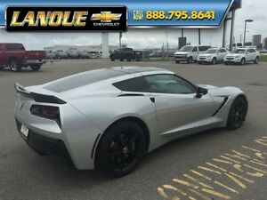 2014 Chevrolet Corvette 1LT  SHARP CAR, VERY CLEAN Windsor Region Ontario image 8
