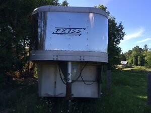 Exiss Horse Trailer!! 22000km!!! Will Finance!!!