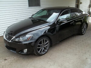2011 Lexus IS 350 AWD Berline