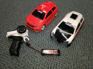 1/18 Traxxas Latrax rally brushless rc car with lipo battery