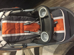 GRACO TRAVEL SYSTEM CLICK CONNECT Windsor Region Ontario image 3