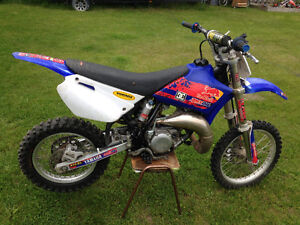 YZ 85 OR TRADE???