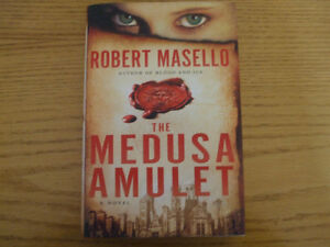 The Medusa Amulet by Robert Masello Cambridge Kitchener Area image 1