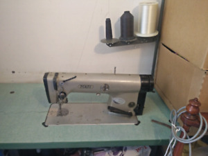 Industrial Surger for SALE! Also FREE Industrial Sewing Machine!