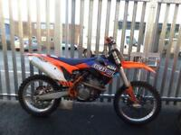 KTM 2011 SXF 350 Motocross Bike (Part exchange to clear,)