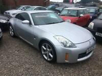 NISSAN 350Z FAIRLADY JDM IMPORT (293BHP) MANUAL VERY GOOD EXAMPLE FINANCE PARTX