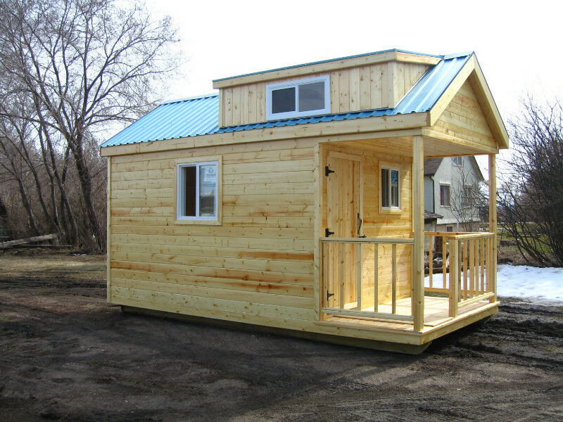 TINY HOUSE TINY land for sale Edmonton Kijiji