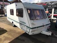Abbey Abbey Freestyle SE 520 4 Berth Caravan 2002