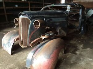 1937 Chevrolet parts